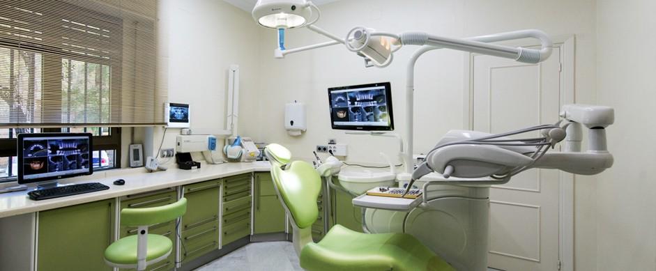 clínica dental, en nervión, Sevilla