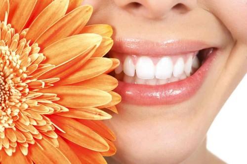Promoción de blanqueamiento dental