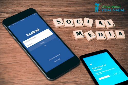 redes sociales clinica